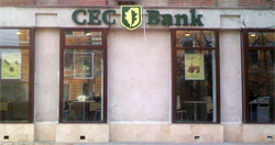 Sucursala CEC BANK, Cluj-Napoca