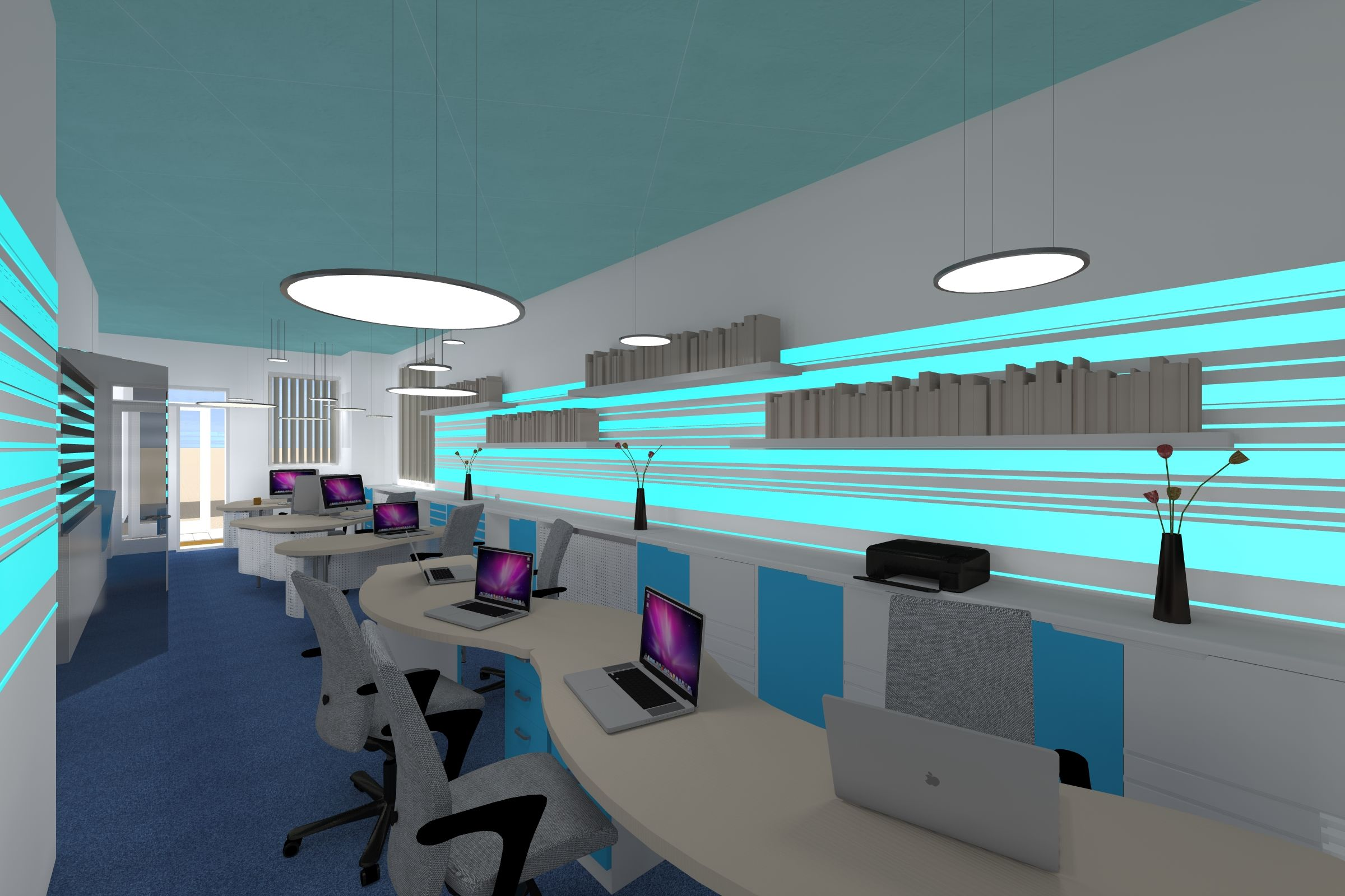 Amenajare birouri Cluj-Napoca