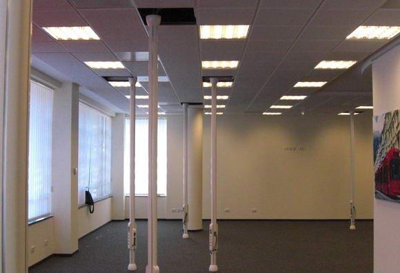 Amenajare birouri Bombardier Power Business Center Cluj-Napoca