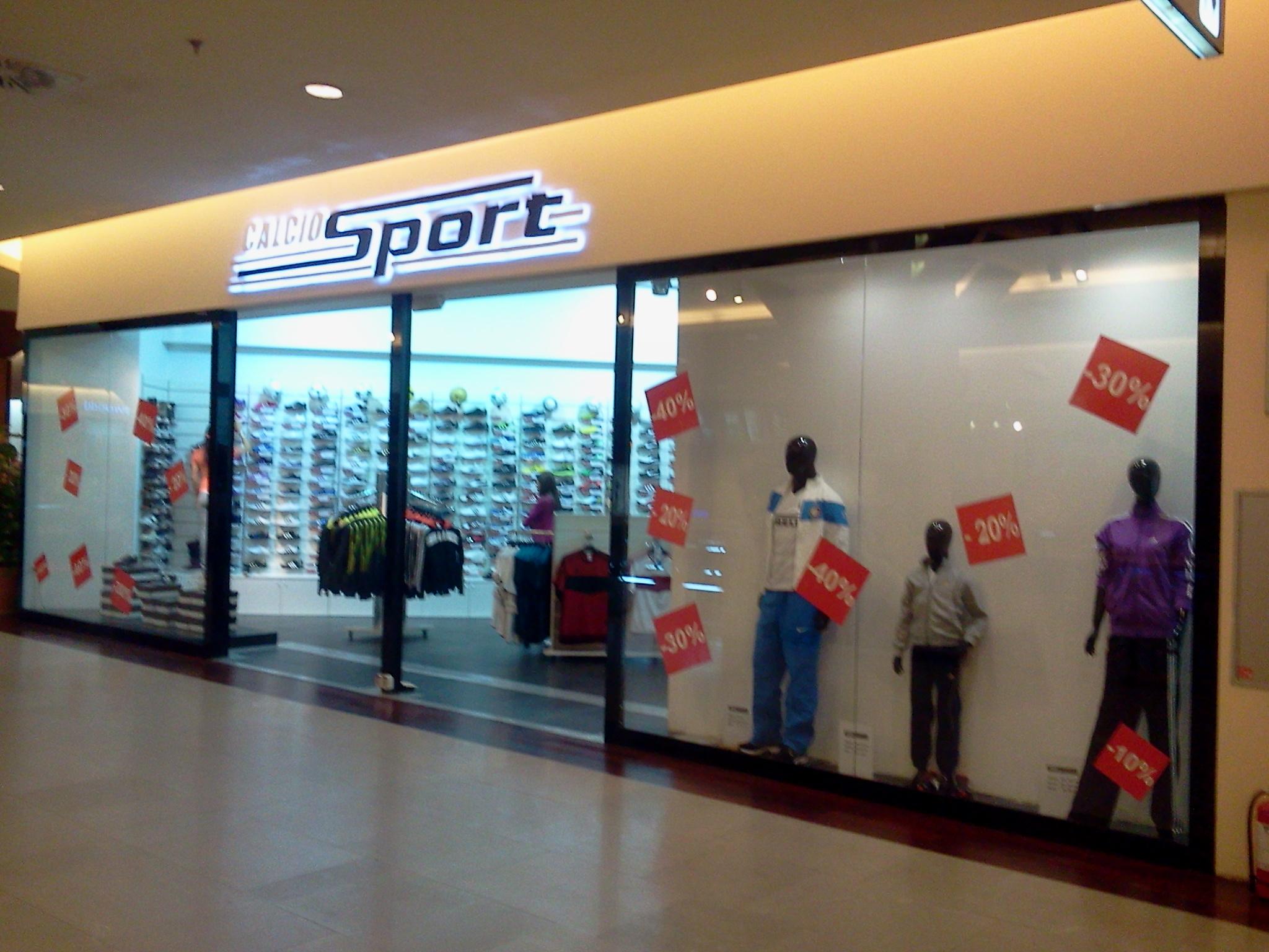 Calcio Sport Incinta Iulius Mall Cluj