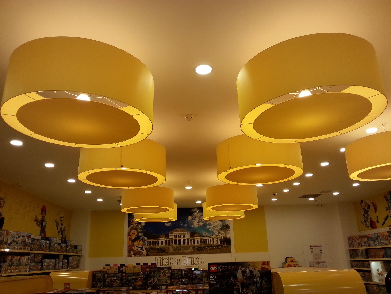 Amenajare magazin LEGO Incinta POLUS Center