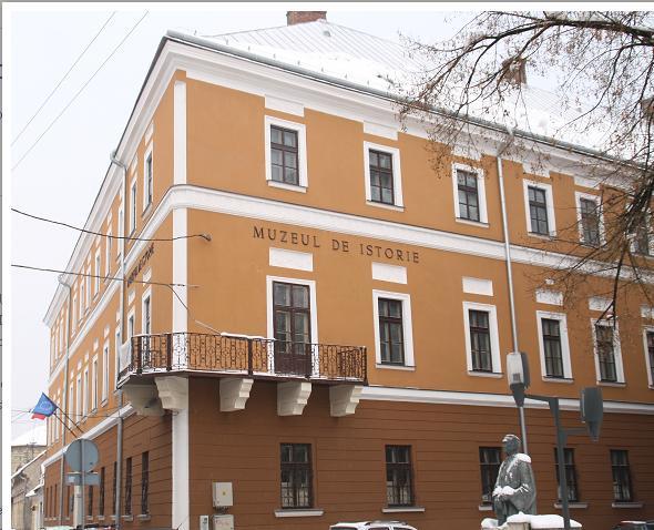 Muzeul National de Istorie al Transilvaniei Cluj-Napoca