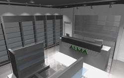 Farmacie ALMA Cluj-Napoca Incinta POLUS