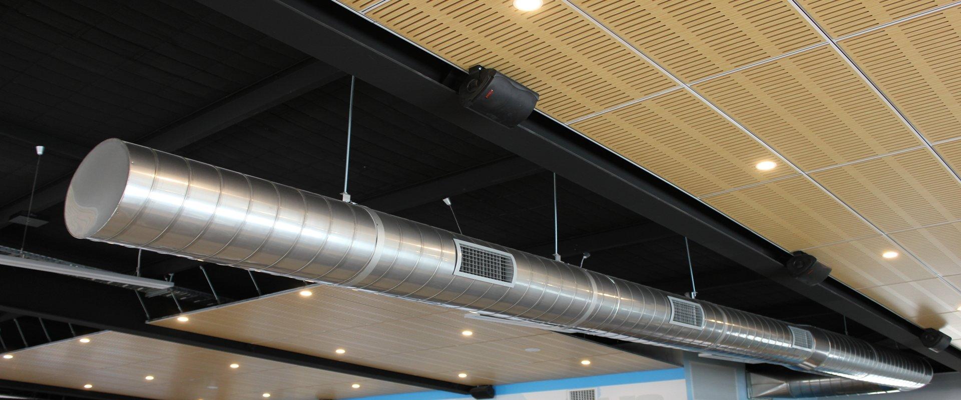 Instalatii de ventilatie eficiente